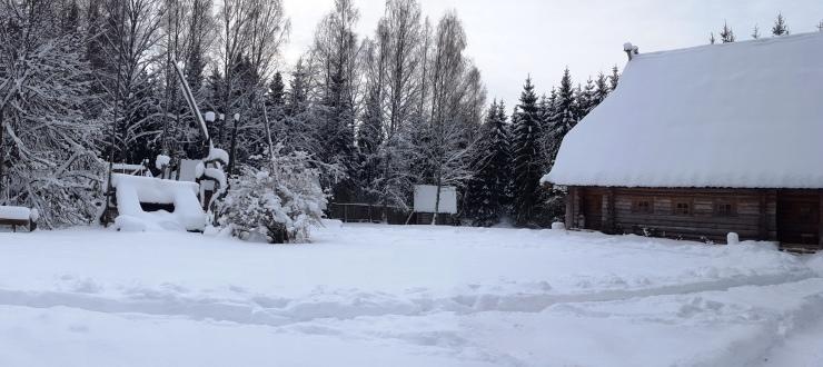 Kõrtsimaja talv